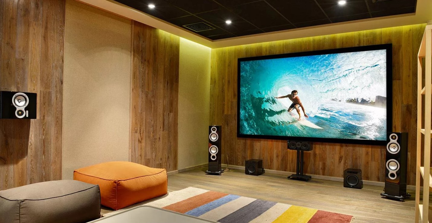 Home theater: un ottimo punto di partenza per automatizzare la tua casa